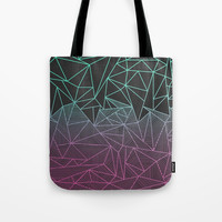 Beau Rays Tote Bag by Fimbis