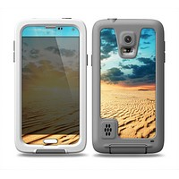The Sunny Day Desert Skin for the Samsung Galaxy S5 frē LifeProof Case