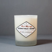 Sydney Hale Co. Soy Candle - Coconut Milk and Vetiver