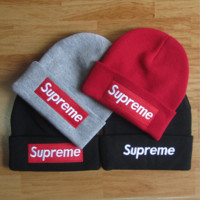 Winter Warm Comfortable Soft Supreme Knit Hat