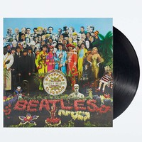 The Beatles: Sgt. Peppers Lonely Hearts Club Band Vinyl Record - Urban Outfitters