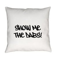 SHOW ME THE DABS! Everyday Pillow> SHOW ME THE DABS!> 420 Gear Stop