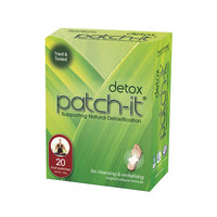 Nutriworks Patch-It Detox Patches - 20 Pack