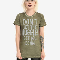 Harry Potter Muggles Girls T-Shirt