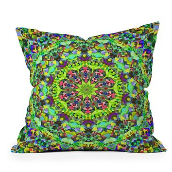 Lisa Argyropoulos Inspire Meadow Throw Pillow