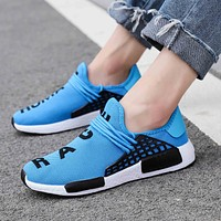 Human Race Unisex Casual Men Women Comfortable Fashion Sneakers