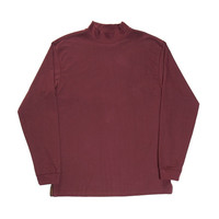 Architect Long Sleeve Mock Neck Shirt