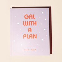Gal With A Plan 2018-2019 Planner