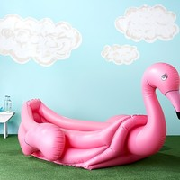 Flamingo Inflatable Pool | Pottery Barn Kids