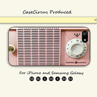Vintage radio receiver,iPhone 5 case, iPhone 5C Case, iPhone 5S , Phone case,iPhone 4 Case, iPhone 4S Case,Samsung Galaxy S3, S4