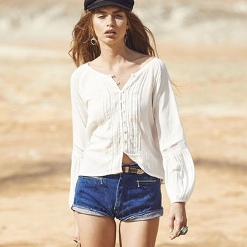 Gypsy Sleeved Shirt by Auguste