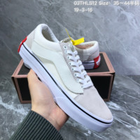 DCCK2 V019 Purlicue off white Vans Year of the pig Velcro side stripe the fat year Skate Shoes gray white