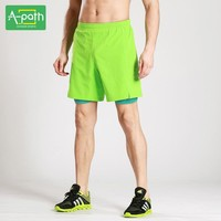 Outdoors Sports Summer Autumn Quick-dry Male Fitness Running Basketball Loose Mens Beach Sport Leggings Crossfit Shorts for Men