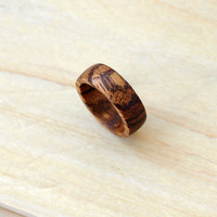 Wood ring, Wooden rings, Wood band ring, Custom ring, Wood wedding rings, Wedding rings, Wood jewelry, Wooden jewelry, Eco ring, Rings