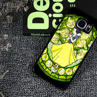 Snow White Stained Glass Samsung Galaxy S6 Edge Plus Case|iPhonefy