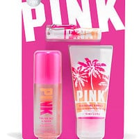 Pink Sea Salt & Papaya Gift Set - PINK - Victoria's Secret