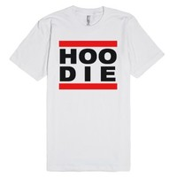 It's Hoodie Allen-Unisex White T-Shirt