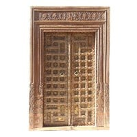 Pre-owned Antique Palace Entrance Door