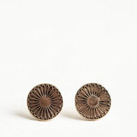Delicate Daisy Earrings - $9.00 : ThreadSence, Women's Indie & Bohemian Clothing, Dresses, & Accessories