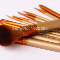 New Professional Naked Makeup Brush 12 Pcs Set