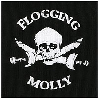 Flogging Molly - Logo Sew On Patch