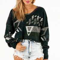 Rehab Clothing Dolores Indie Sweater $60