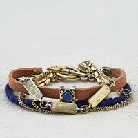 AEO Braided Arm Party , Gold