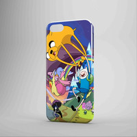 Adventure Time Jake And Finn Cover iPhone Case Samsung Case 3D Case