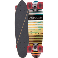 Goldcoast The Conflict Skateboard Red One Size For Men 19585130001