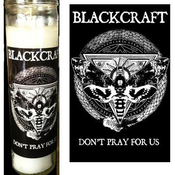 Protection Moth - Candle | Black Craft