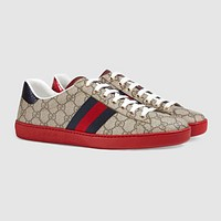 GUCCI Fashion casual shoes