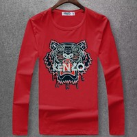 Kenzo Fashion Casual Top Sweater Pullover-32