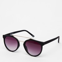 Jeepers Peepers Round Bar Sunglasses