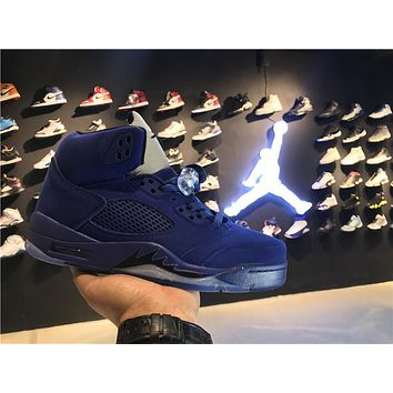 Air Jordan 5 ¡°Blue Suede¡±