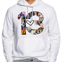 Taylor Swift AMAZING 13  Man Hoodie and Woman Hoodie
