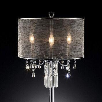 Gina Traditional Table Lamp By Casagear Home