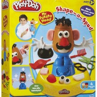 Play-doh Mr. Potato Head Shape a Spud