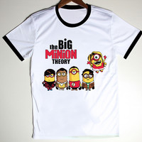 Big Bang Theory Minions T-Shirt
