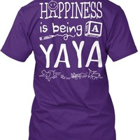 Happiness is Being a YAYA