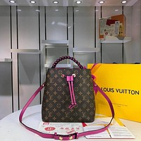 lv louis vuitton womens leather shoulder bag satchel tote bags crossbody 227
