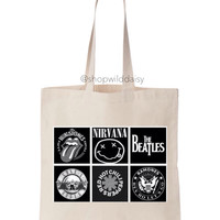 Bands Tote