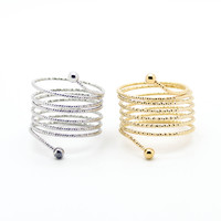 Ball wire ring