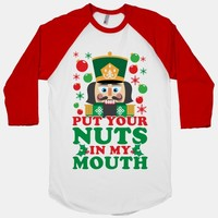 Put Your Nuts In My Mouth