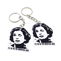 Lucille Bluth Quotes Keychain