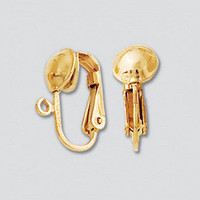 Clip-On Earring - GOLD