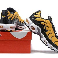 Nike Air Max Plus QS black yellow 40-46 DCCK