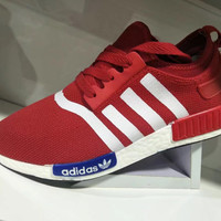 """""""Adidas"""" Fashion Casual Multicolor Fly Weave Unisex Sneakers Couple Running Shoes"""