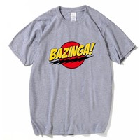 "The Big Bang Theory ""Bazinga!"" T-Shirt"