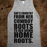 SHE'S COUNTRY - underlinedesigns