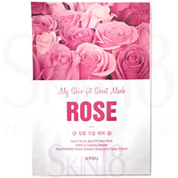 A'PIEU My Skin-fit Sheet Mask with Rose